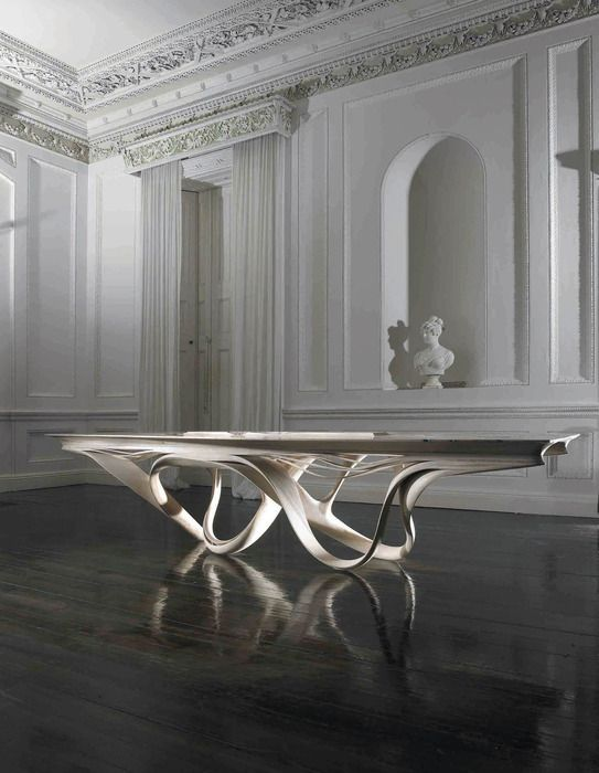 Ahead of the curves - Furniture by Joseph Walsh