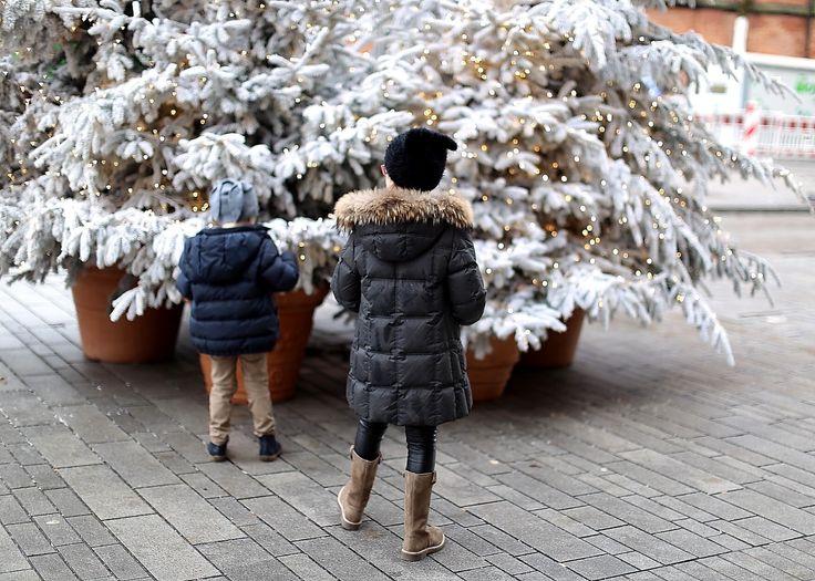 Kinderschuhe Naturino, Winter-Kinderschuhe, italienische Kinderschuhe von Naturino