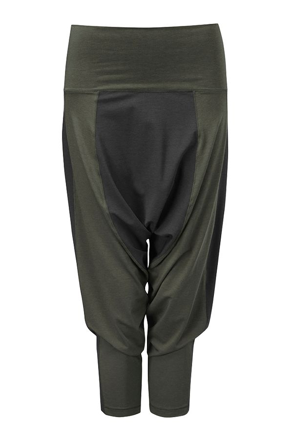 Liberty Pants (Evergreen/ Pebble Grey)
