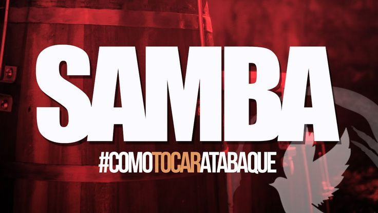 Como Tocar Atabaque - Samba Angola (Cabula) #6