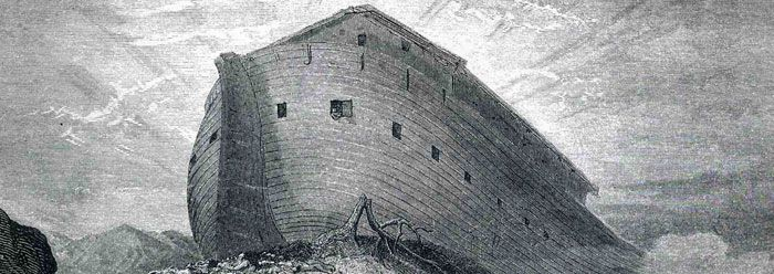 Students Surprised to Find Noah's Ark Feasible. I always love to hear of people trying to disprove the Bible and failing at it.