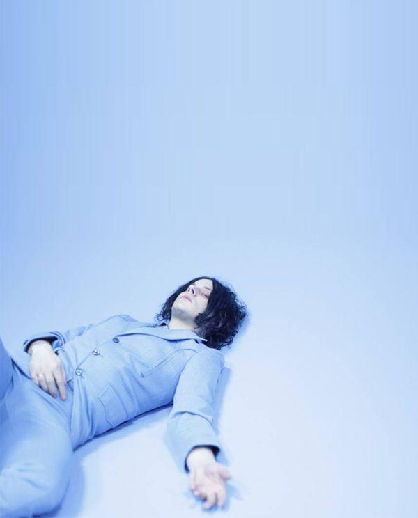 Jack White - Blue