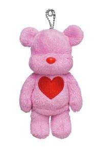 Valentine's Day Stuffed Be@rbrick by Medicom