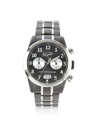 58% OFF Original Penguin Men's OP-3033-BK Mickey Black Stainless Steel Watch