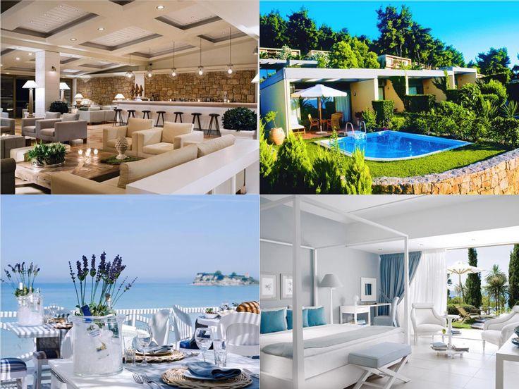 Leuke tip! Chalkidiki, authentiek, prachtige stranden, groene landschappen en heerlijke lokale wijnen! Vlieg rechtsreeks naar Thessaloníki. Een mooie combinatie is een paar dagen verblijf in de stad Thessaloníki en relaxen op het schiereiland Sithonia. Wij weten nog een leuk hotel: Sani Beach Club!