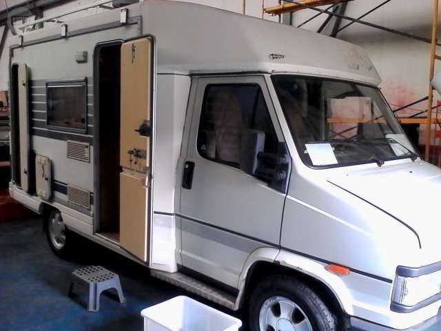 Autocaravana para 3 personas, solo dos due�os, turbo, todos los extras, ducha, nevera cocina, gas y electrica etc