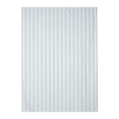 Bag lining - EMMIE RAND Stof IKEA Weefsel van gekleurd garen; het dessin is aan beide kanten even duidelijk; de stof krijgt een mooie achterkant.