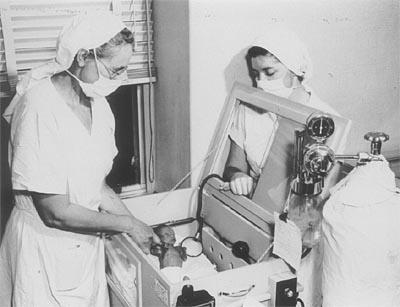 NICU nursing history-