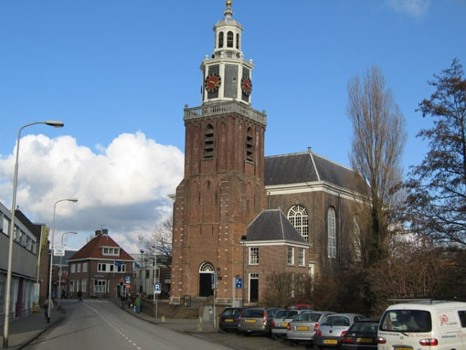 Oude kerk in Zoetermeer