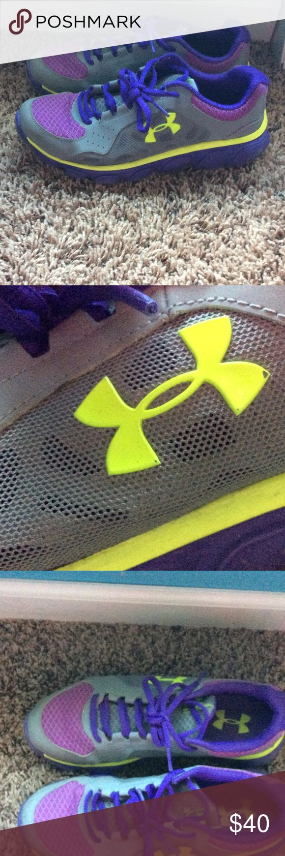 under armer sneakers so cozy great for school Under Armour Shoes Sneakers