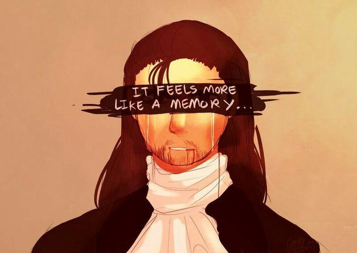 """Alexander Hamilton - """"It feels more like a memory """""""