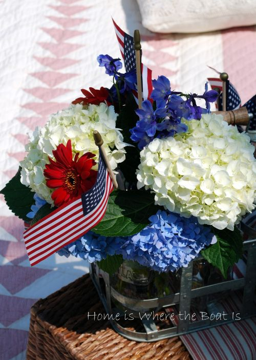 Celebrating the Red, White, and Blue | Parties ...