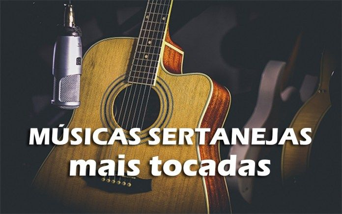 Top 10 Musicas Sertanejas Mais Tocadas Fevereiro 2020