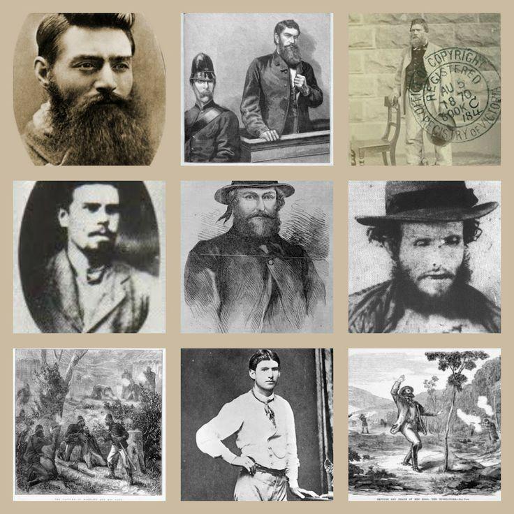 Bushranger collage
