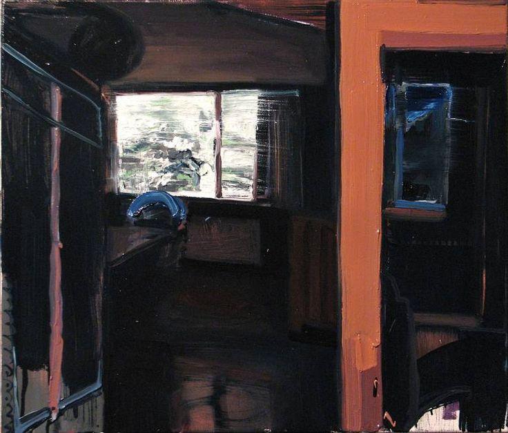 """Saatchi Art Artist Robert Bubel; Painting, """"'Too little lights under the wardrobe'"""" #art"""