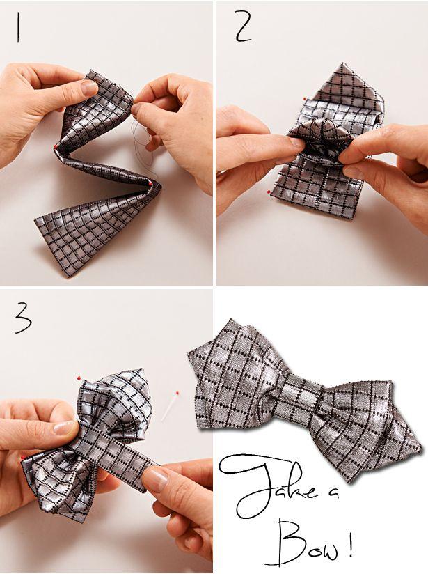 DIY: bow tie