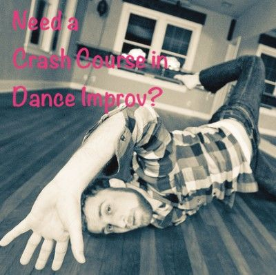 How to improvise in a dance audition or class when you've never done it before.