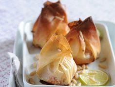 Voir la recette du Pain d'épices au foie gras et magret