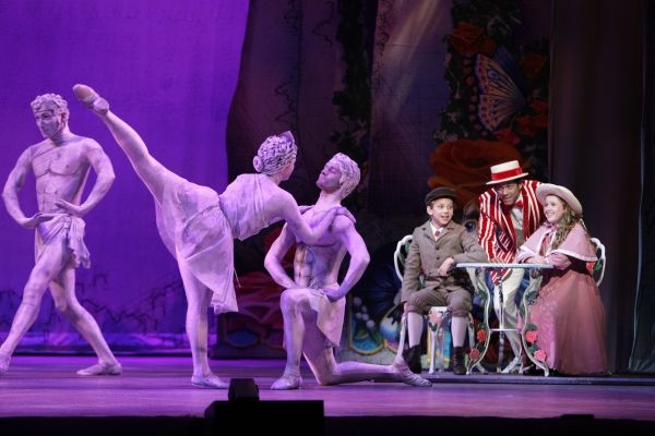 statues in mary poppins - Google Search