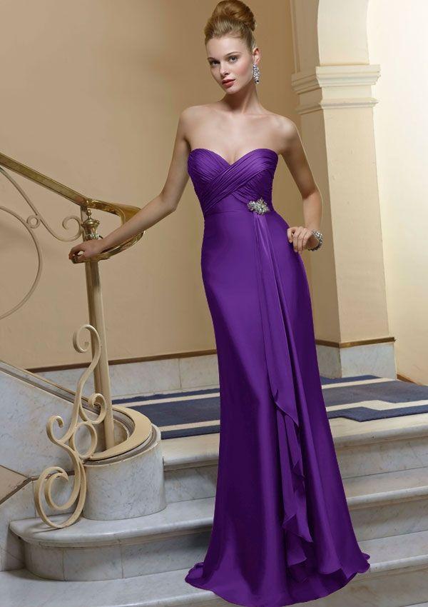 12 best Vestidos de Damas images on Pinterest | Dama dresses, Bridal ...