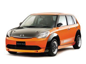 Mazda Verisa TS Concept '2004