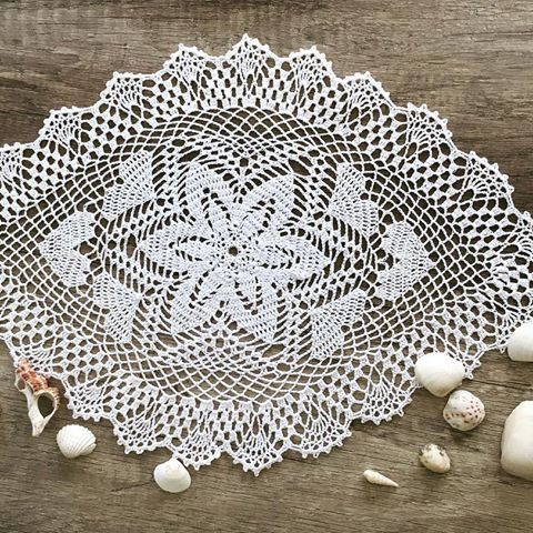 #szydełko #szydełkowanie #szydełkowe #hobby #serwetka #crochet #crocheting #crochetlove #crochetdoily #crochetersofinstagram #crochetaddict #handmade #artdecor #homedecor #tabledecoration #häkeln #diy #handmade #handarbeit #dekoracje #doily #doilylace #doilyart