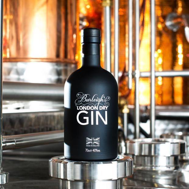 Tried this gin today! Burleigh's Gin, so delicious!