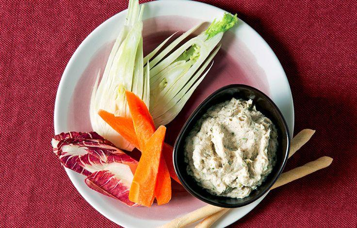 Ricetta Spuma di maiale e verdure crude - Le ricette de La Cucina Italiana