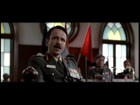 Shaurya Movie best dialogue of Brigadier Pratap (Kay Kay Menon)