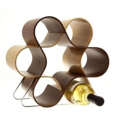 Wine Knot Wine Rack: Wine Cellar, Idea, Knot Wine, Wine Knot, Than, Wineknot, Wine Holders, Wine Bottle, Modern Wine Racks