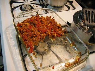 Casserole-ing With it: Bruschetta Chicken Bake