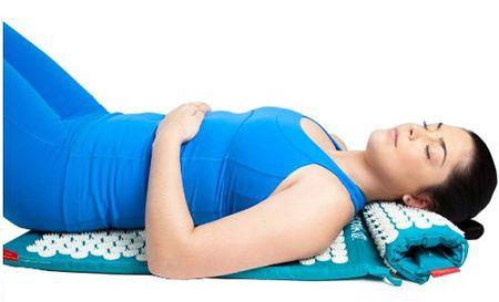 Spoonk Acupressure Massage Mat. #acupressure #reflexology