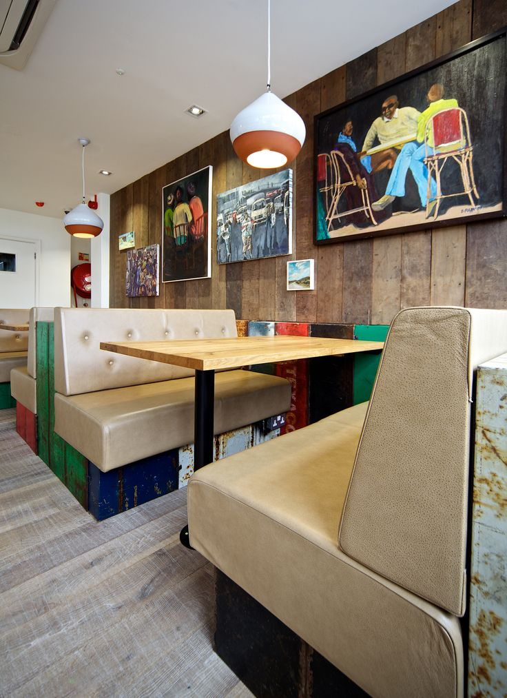 17 best images about nandos hq funky and fun on for Office design london