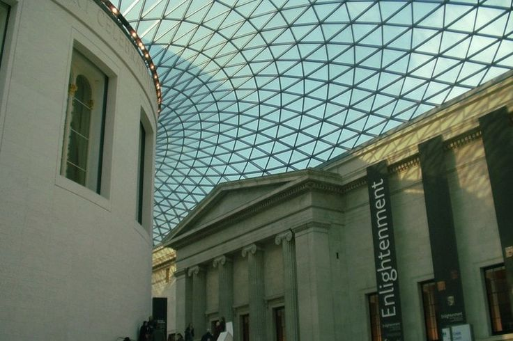 The culture of the world in the British Museum: With collections consisting of more than seven million objects representing all civilizations, the British Museum , which houses the famous Rosetta Stone, is a museum of history and of human culture among the largest in the world. © Laure Dumont