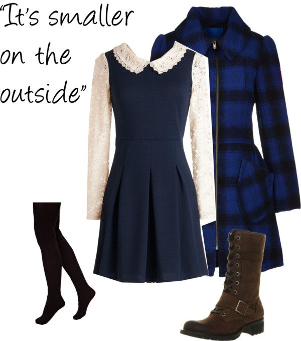 Clara Oswald Inspired Outfit