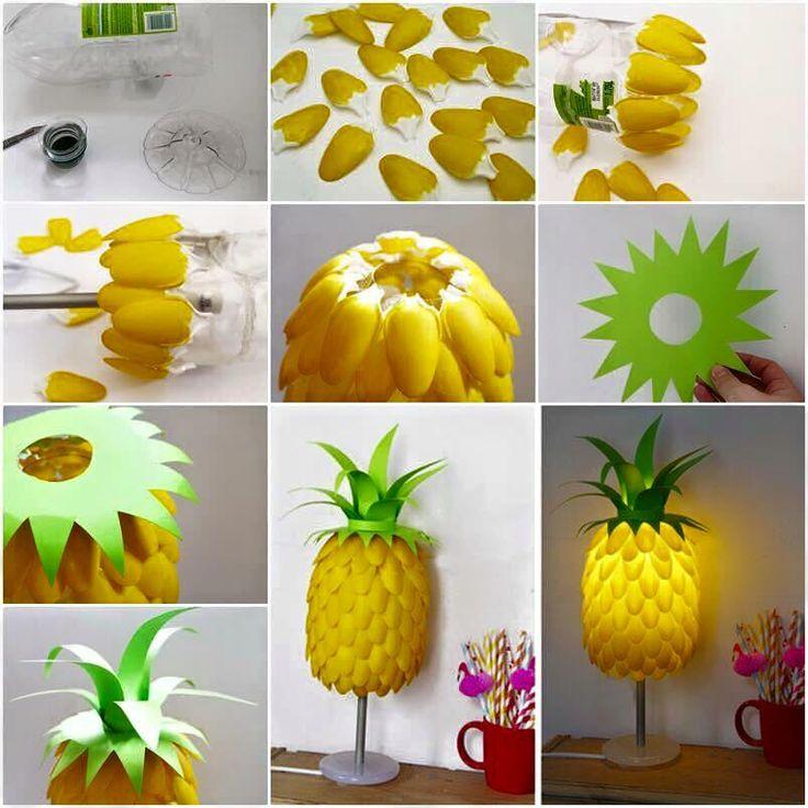 10 Beautiful DIY Plastic Spoon Crafts