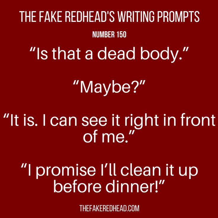 dead body essay
