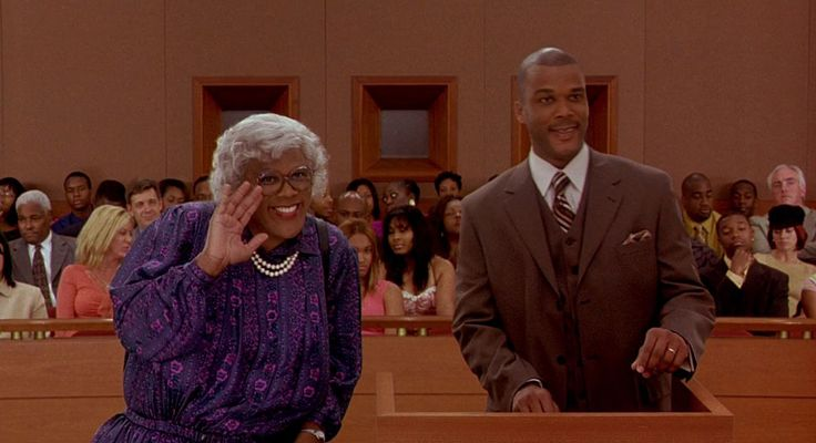 Tyler Perry in Madea's Family Reunion