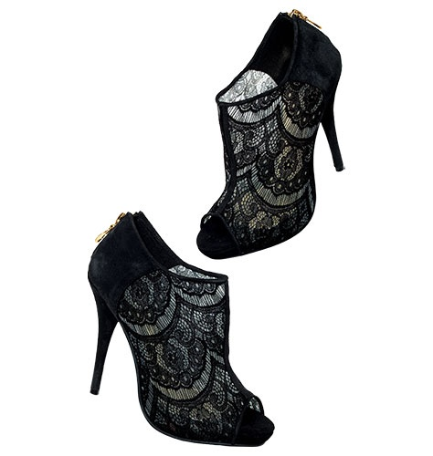 These shoes are even better in real life!!: Lace Shoese Lov, Real Life, Shoese Y, Dressy Apparel, Avon Lace, Hannah Shoes, Round Wear, Sexy Lace, Lace Booty