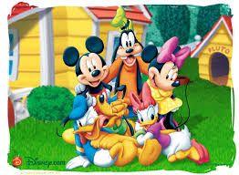 Resultado de imagen para imagenes mickey y sus amigos
