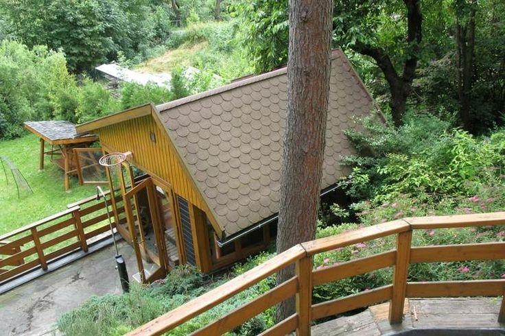 Terug naar de natuur! Het kan nog in Tsjechië. Wat denk je van deze fraaie vakantiewoning?