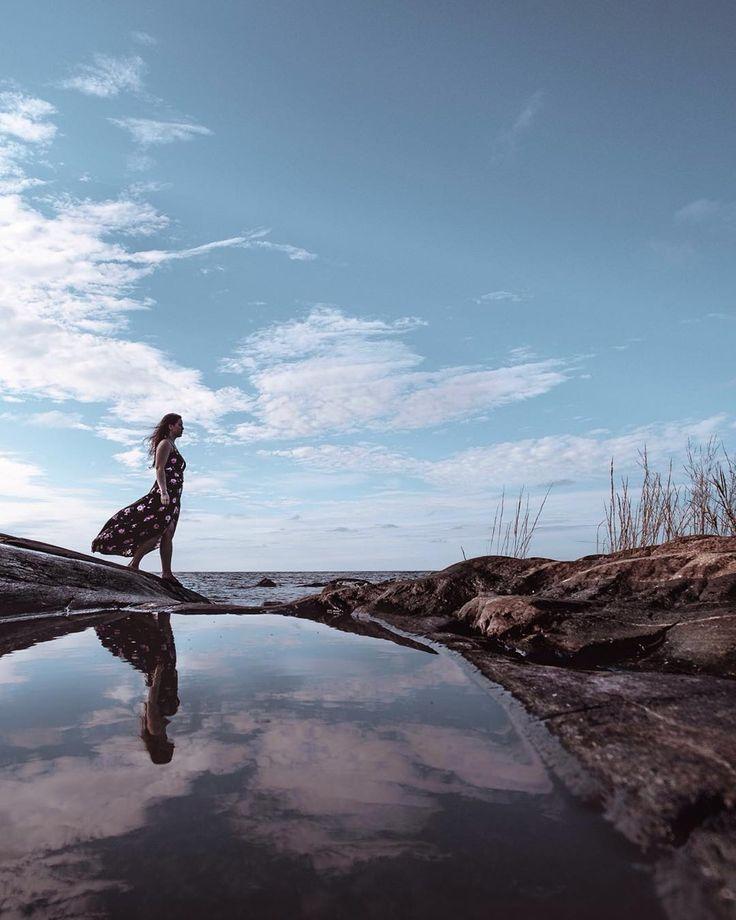 Kissed by the wind.  #fågelsundet #sweden #Fujifilm_XSeries