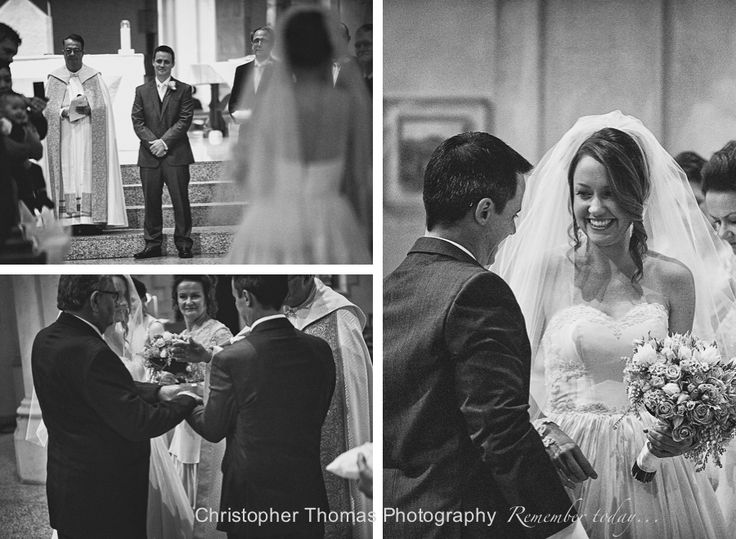 Brisbane Wedding Photographer St Stephens Cathedral, Christopher Thomas Photography
