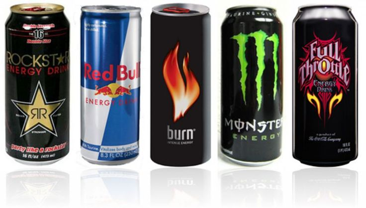 Abuso di bevande energetiche provoca epatite acuta