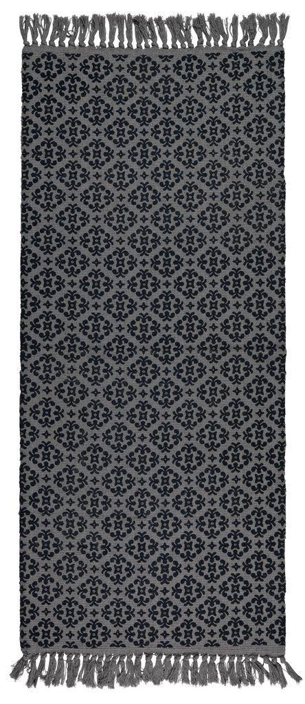 Koberec BAKKEMAURE 70x176 sivá   JYSK