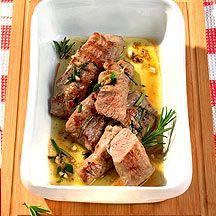 Lammfilets - gut vorzubereiten!