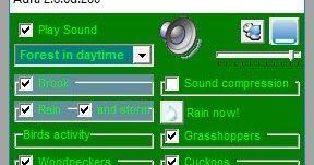 To Aura είναι ένα βοηθητικό πρόγραμμα που τρέχει στην επιφάνεια εργασίας του υπολογιστή σας και περιλαμβάνει χαλαρωτικούς ήχους της φύσης προκειμένου να δημιουργήσετε μια άνετη ατμόσφαιρα. Το πρόγραμμα εμφανίζεται ως εικονίδιο στη μπάρα εργασίας των Windows και παίζει πραγματικά απολαυστικούς φυσικούς ήχους. Με ένα κλικ στο εικονίδιο ενεργοποιείτε ή απενεργοποιείτε τον ήχο. Για να ανοίξετε το μενού της εφαρμογής κάντε δεξί κλικ στο εικονίδιο της εφαρμογής στη μπάρα εργασίας και ανοίξτε τον…