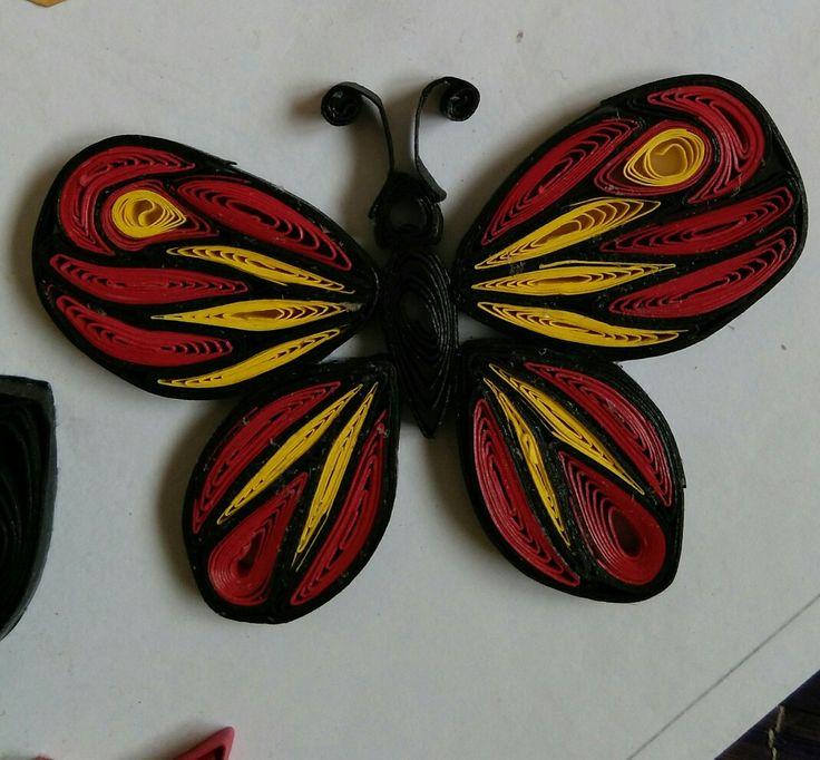 kupu-kupu dilliacraft
