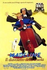 Madeline – Il diavoletto della scuola - Madeline, piccola orfana dai capelli rossi, possiede un sesto senso per i guai ma è altrettanto abile nel risolvere i pasticci che combina. Miss Clavel, che gestisce la scuola di Madeline, n