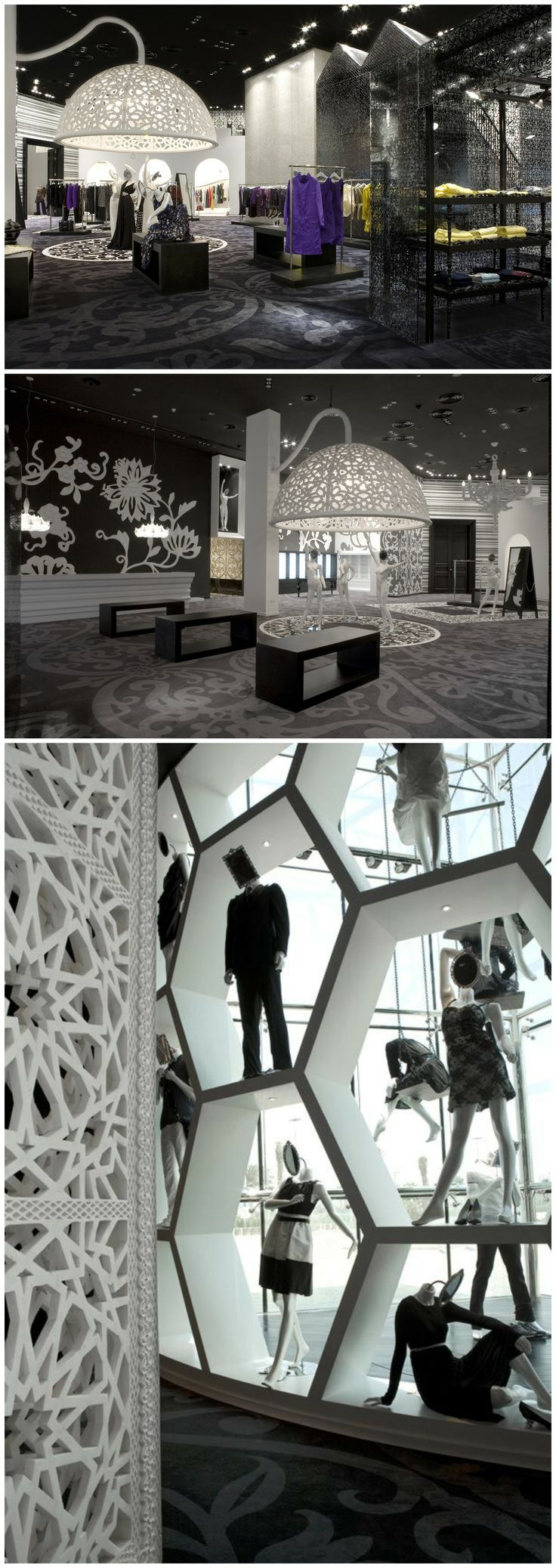 Creative Retail Store Design/ Layout